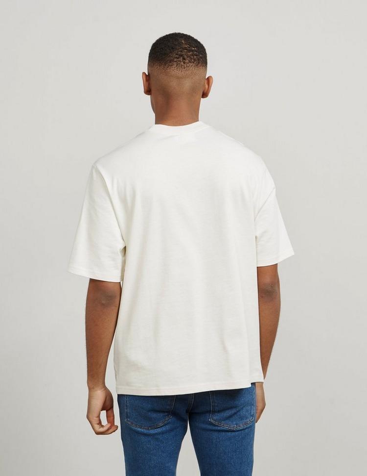 AMI Paris Tonal Logo Short Sleeve T-Shirt