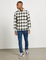 AMI Paris Check Overshirt