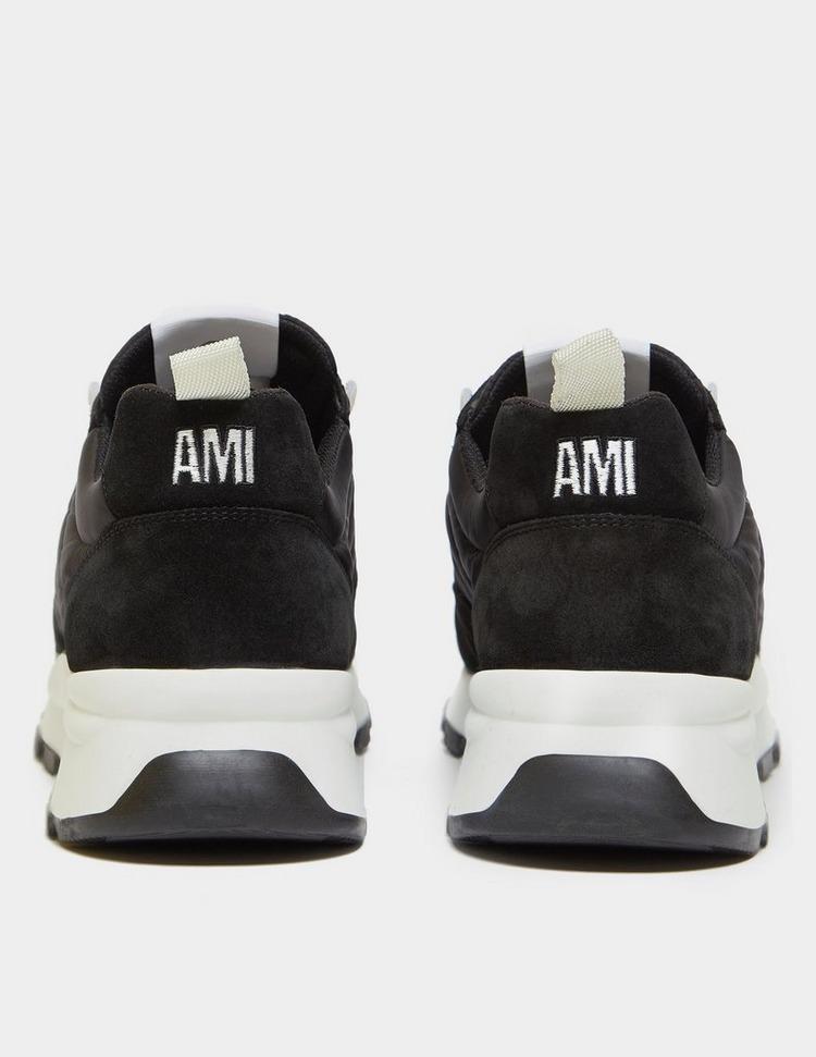 AMI Paris Nylon Runner