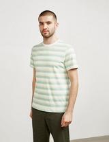 A.P.C Pastel Stripe Short Sleeve T-Shirt