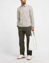 A.P.C Mic Check Long Sleeve Shirt
