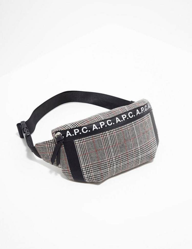 A.P.C Check Bumbag
