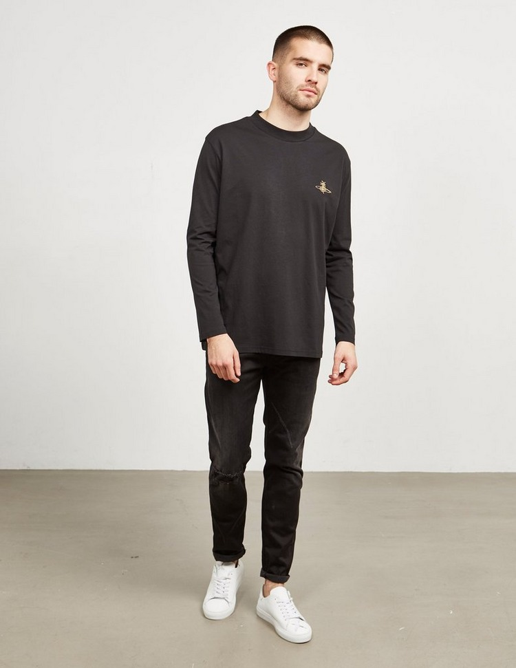 Vivienne Westwood Stitch Orb Long Sleeve T-Shirt
