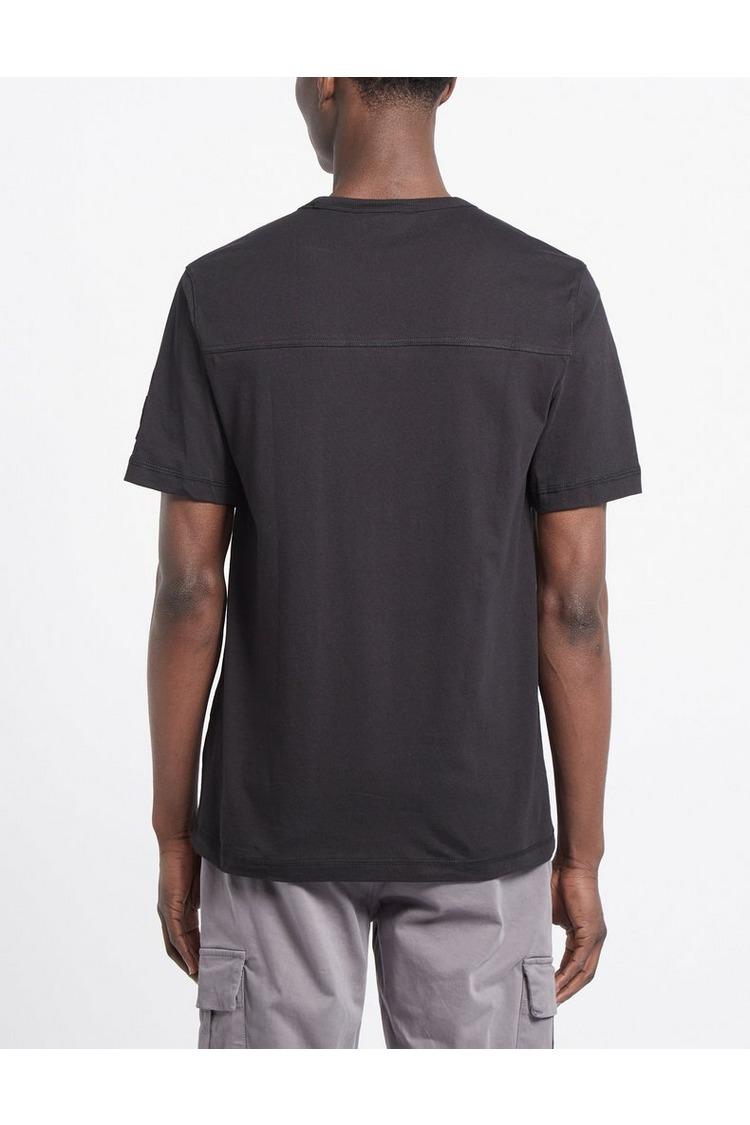 Calvin Klein Jeans Monogram Sleeve Short Sleeve T-Shirt
