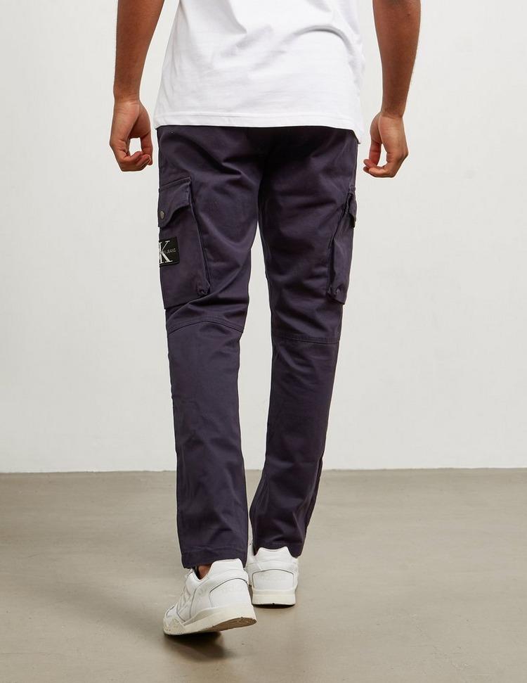 Calvin Klein Jeans Slim Washed Cargo Pants