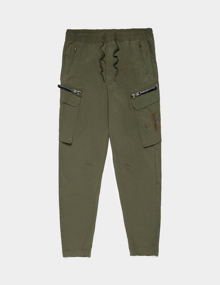 Calvin Klein Jeans Zip Pocket Cargo Pants