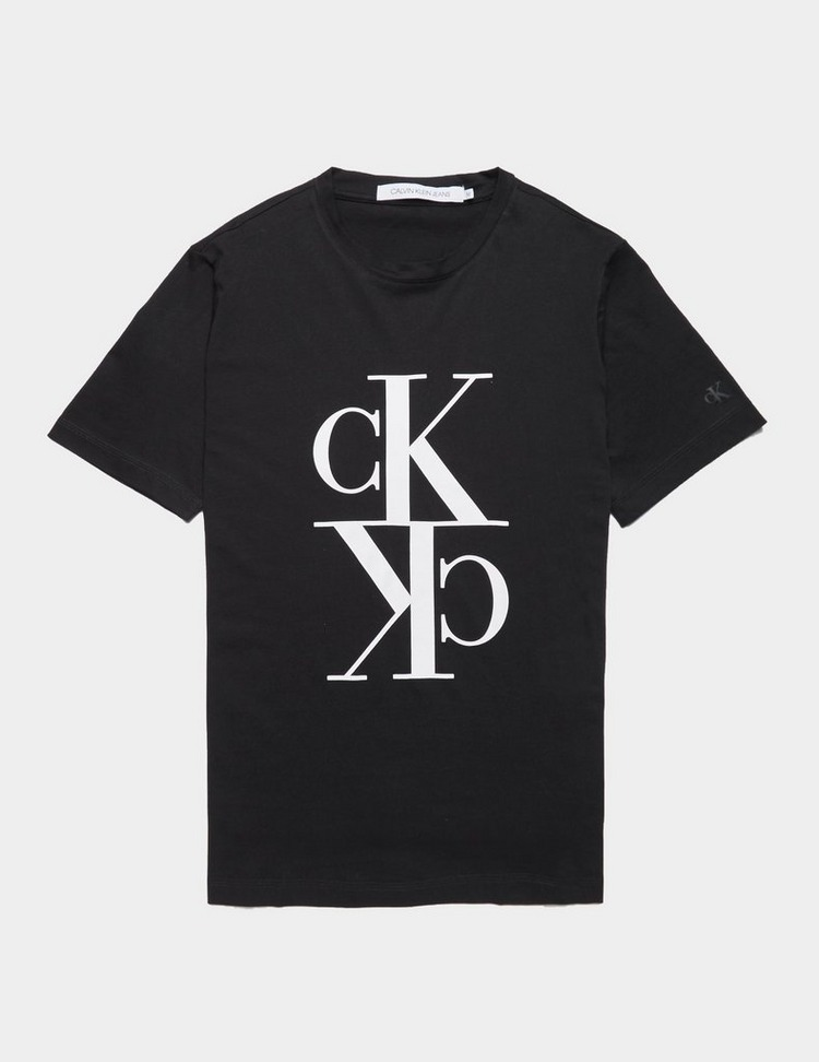 Calvin Klein Jeans Mirror Monogram Short Sleeve T-Shirt