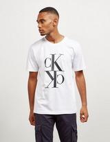 Calvin Klein Jeans Mirror Monogram Short Sleeve T-Shirt