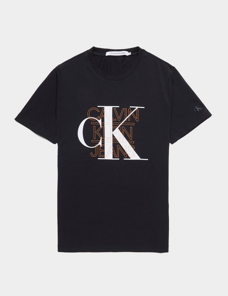 Calvin Klein Jeans Layer Graphic Short Sleeve T-Shirt