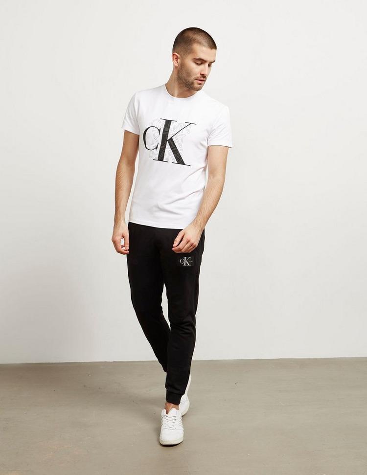 Calvin Klein Jeans Layer Graphic Short Sleeve T-Shirt