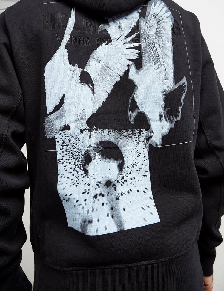Helmut Lang Eagle New York Hoodie