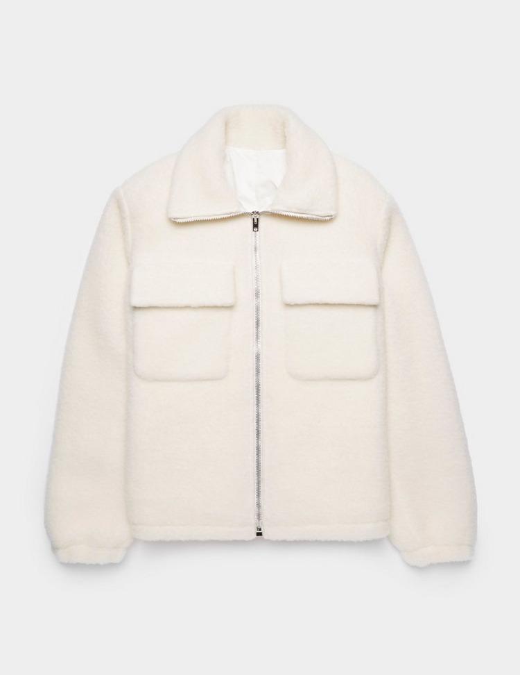 Helmut Lang Sherpa Jacket