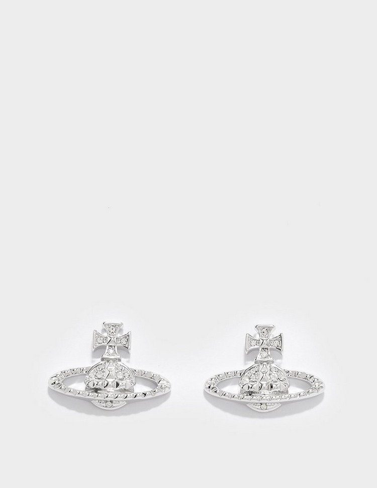 Vivienne Westwood Mayfair Bass Relief Earrings