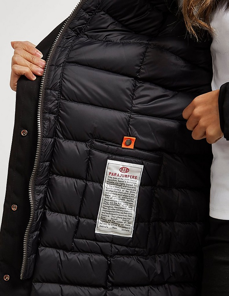 Parajumpers Angi Long Padded Jacket - Online Exclusive
