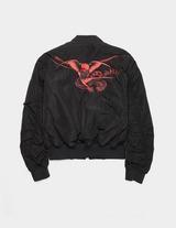 McQ Alexander McQueen Swallow Bomber Jacket
