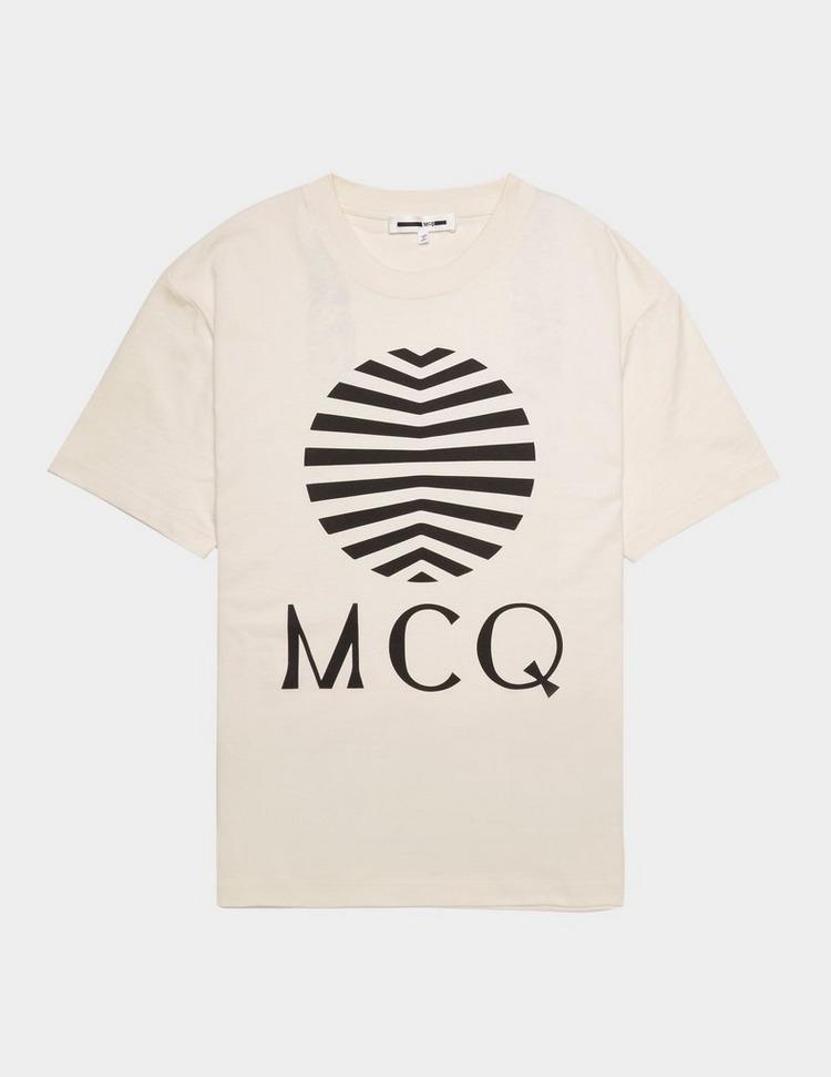 McQ Alexander McQueen Logo Short Sleeve T-Shirt