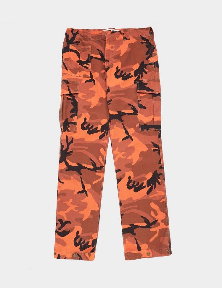 McQ Alexander McQueen Camouflage Cargo Pants