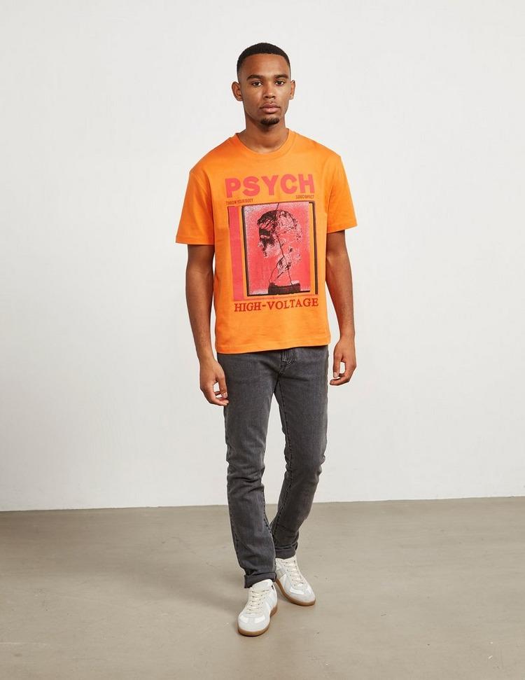 McQ Alexander McQueen Psych Short Sleeve T-Shirt