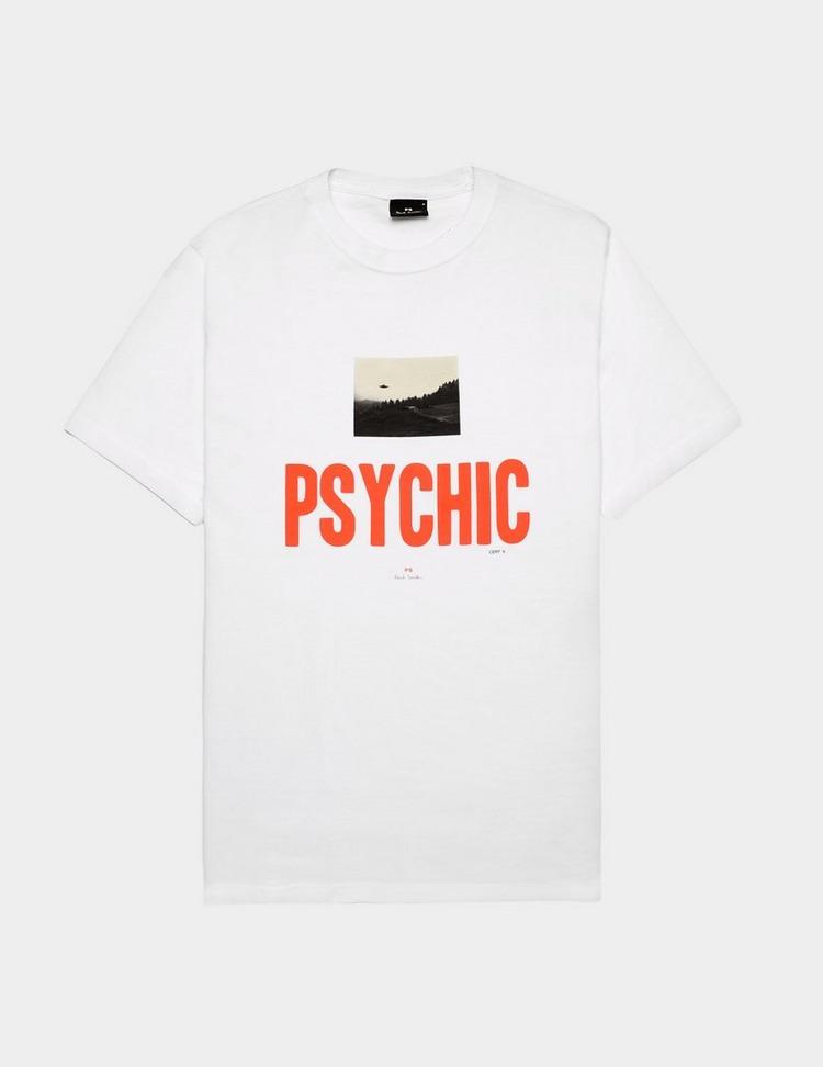 PS Paul Smith Psychic Short Sleeve T-Shirt