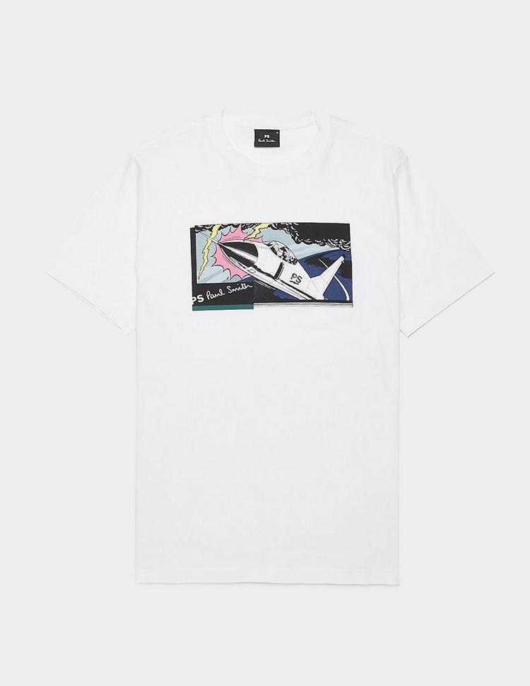 PS Paul Smith Short Sleeve Monkey Jet T-Shirt