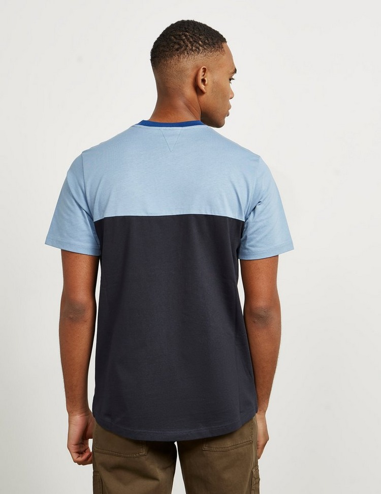 PS Paul Smith Colour Block Short Sleeve T-Shirt
