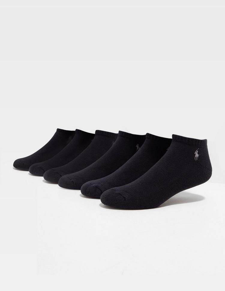 Polo Ralph Lauren 6 Pack Trainer Socks