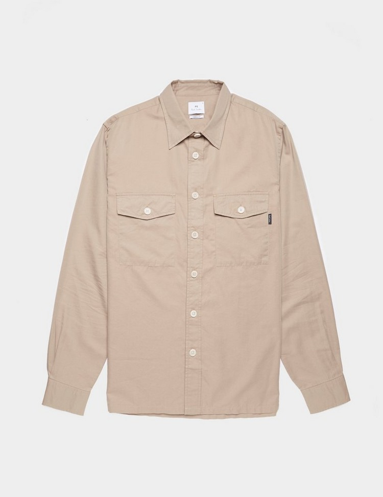 PS Paul Smith Two Pocket Overshirt