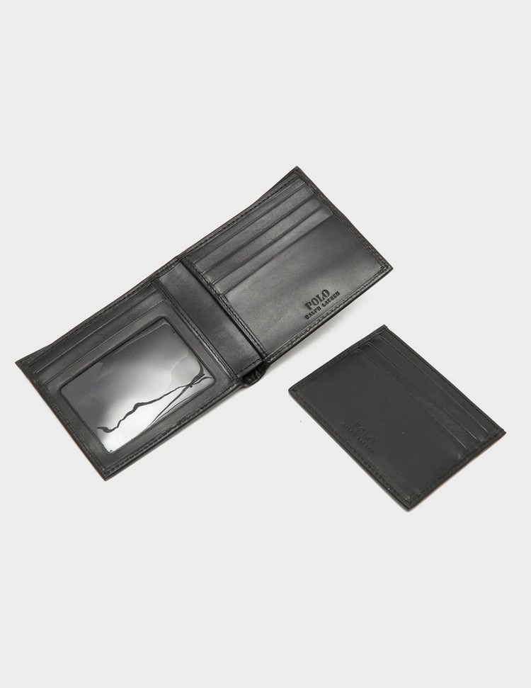 Polo Ralph Lauren Wallet and Cardholder Gift Set