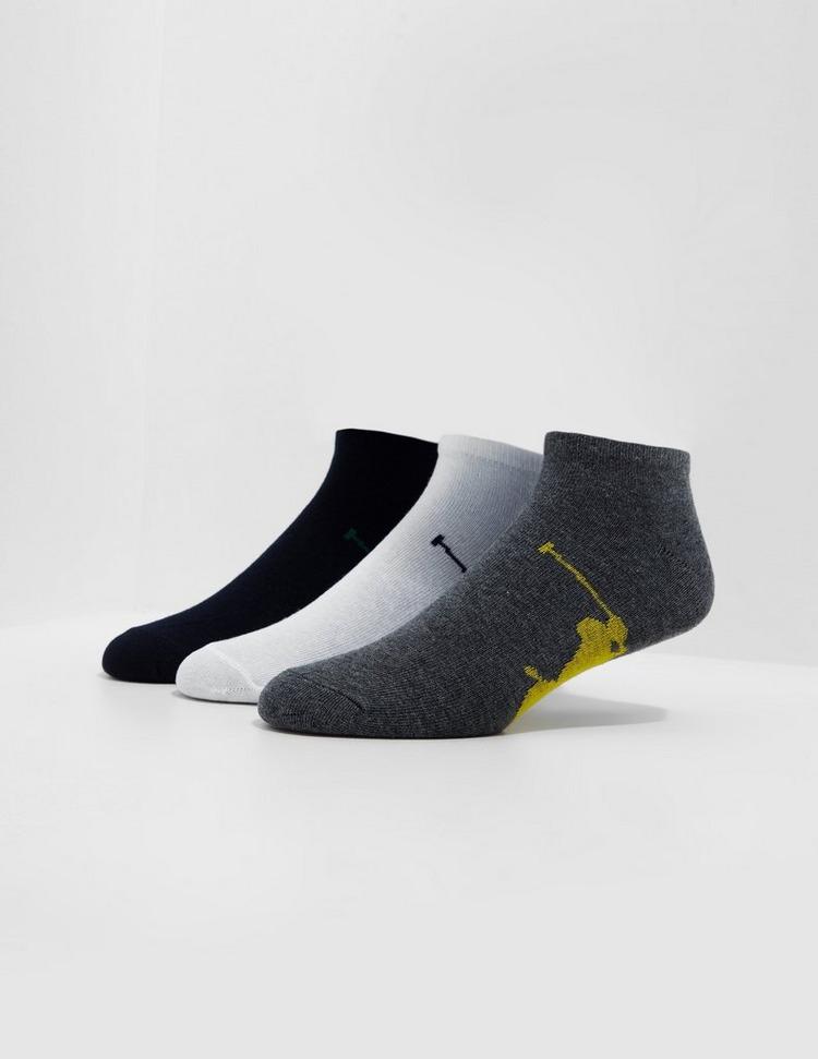 Polo Ralph Lauren 3 Pack Trainer Socks
