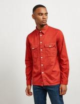 PS Paul Smith Brushed Cotton Overshirt
