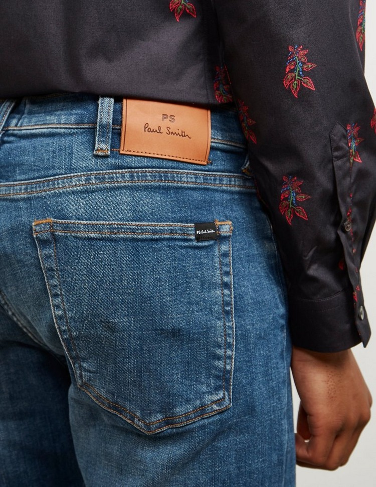 PS Paul Smith Taper Fit Relaxed Jeans