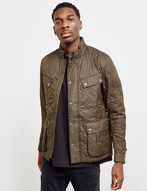 61bc9a7cb Barbour International Ariel Quilted Jacket | Tessuti