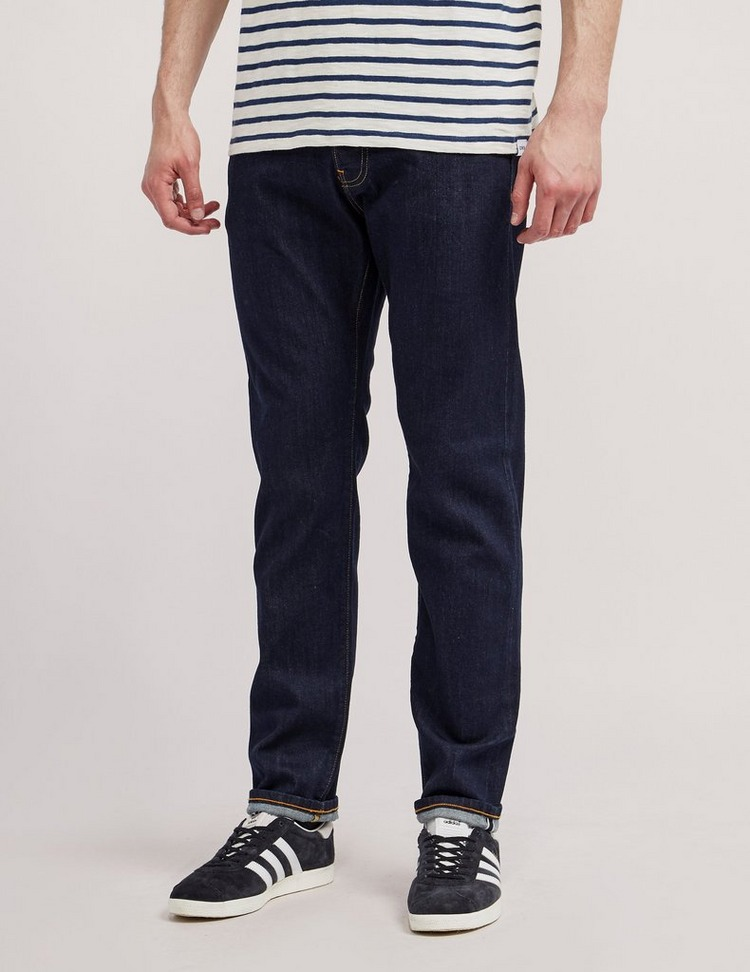 Edwin ED80 Red Listed Unwashed Jeans - Online Exclusive