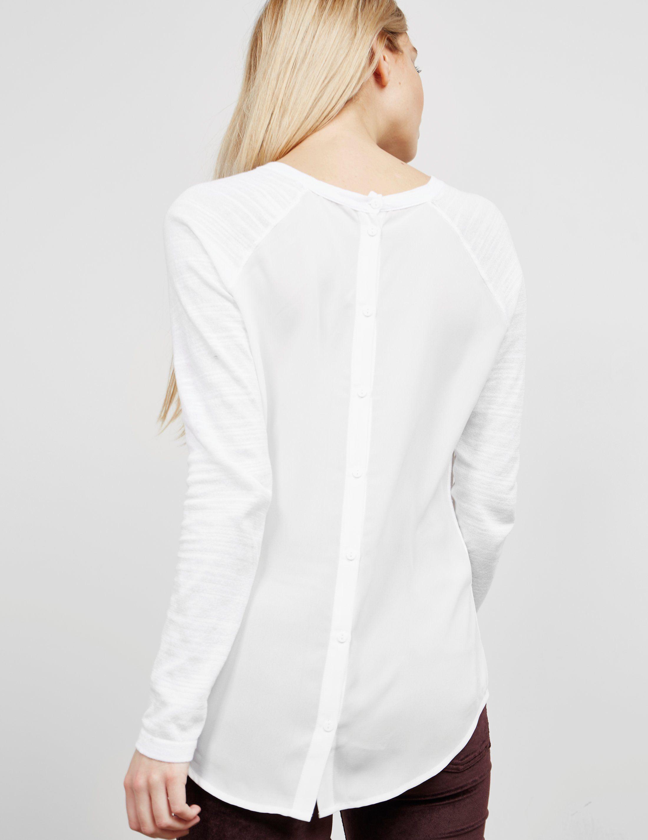Rag & Bone Theo Long Sleeve T-Shirt