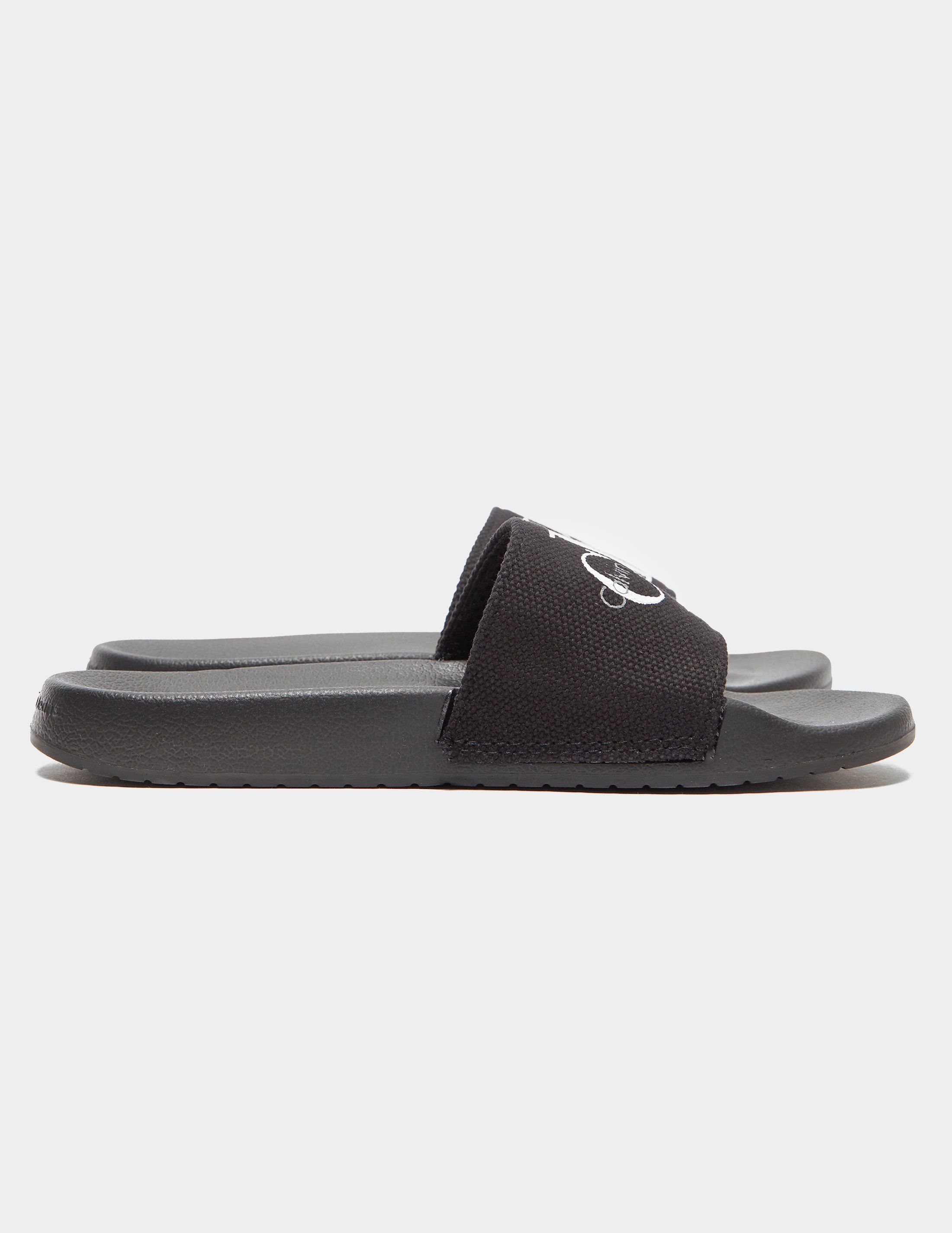 Calvin Klein Jeans Chantal Slides Women's