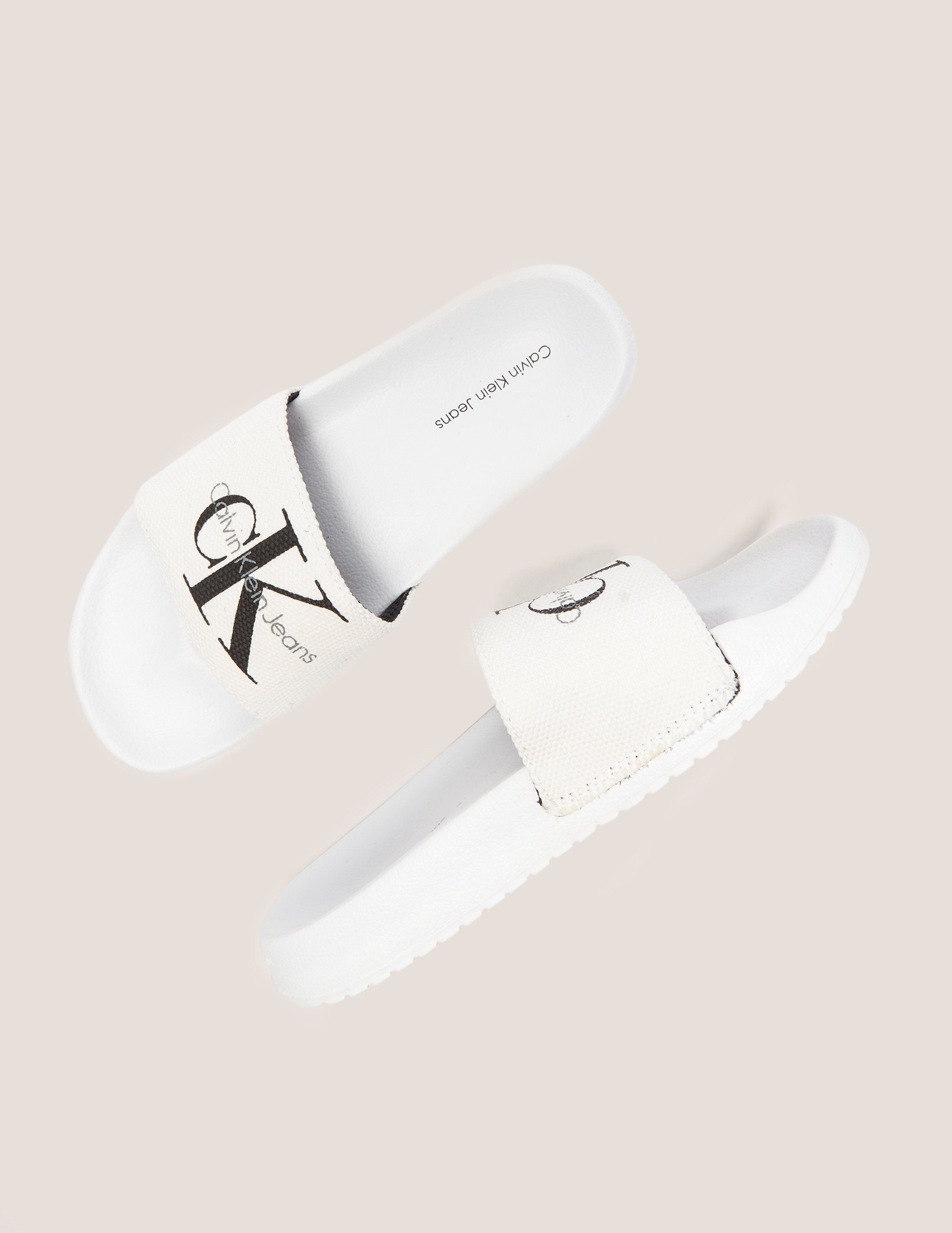 Calvin Klein Jeans Chantal Slides Women's