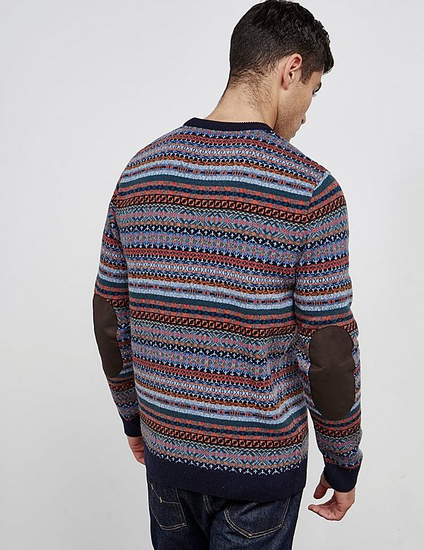 Barbour Fairisle Knitted Jumper - Online Exclusive