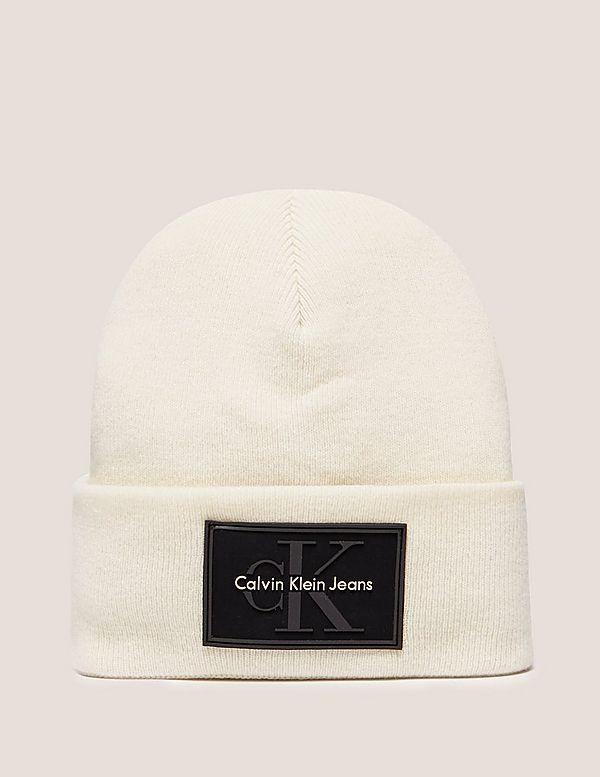 41b9e21996c Calvin Klein Jeans Reissue Beanie