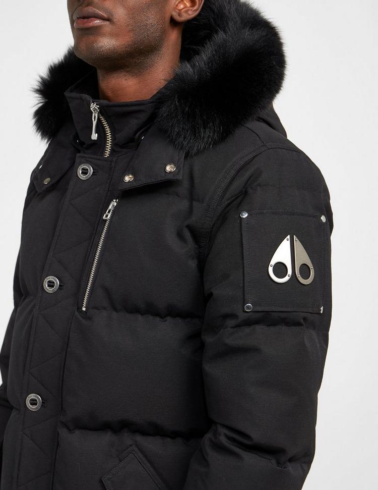 Moose Knuckles 3Q Padded Fur Jacket