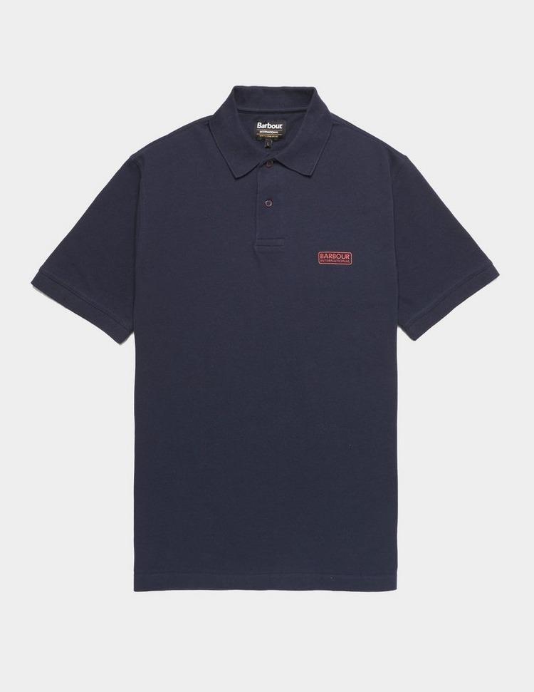 Barbour International Short Sleeve Polo Shirt