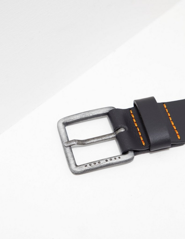 BOSS Jeeko Leather Belt
