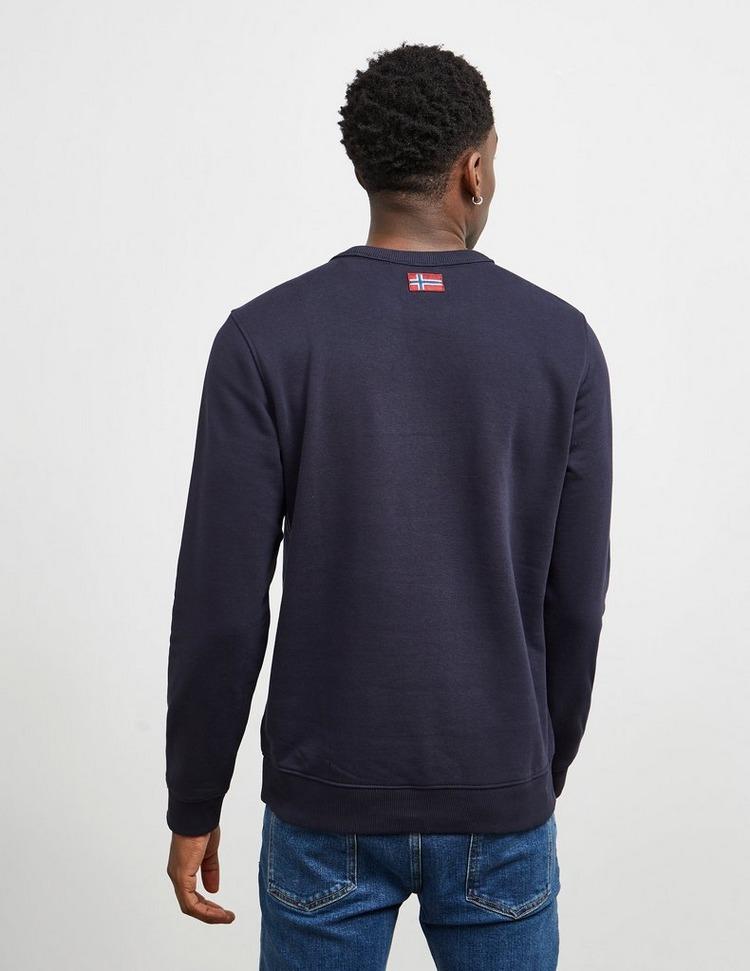 Napapijri Bogy Crew Sweatshirt