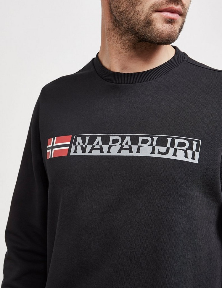 Napapijri Chest Logo Sweatshirt
