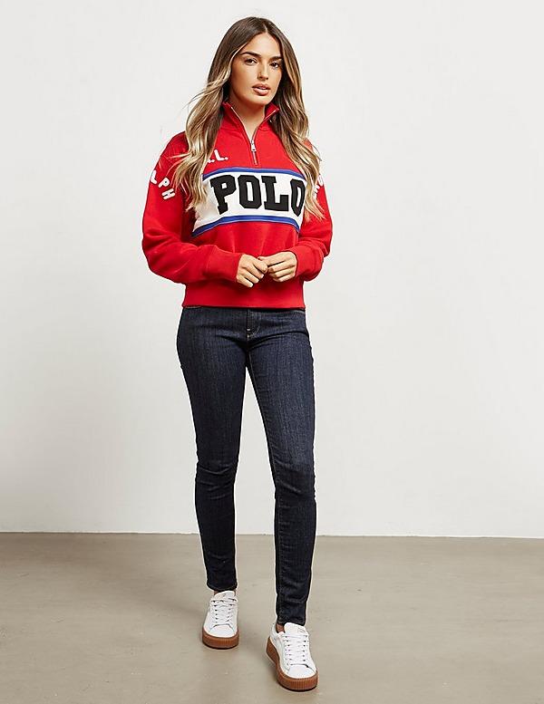 Polo Ralph Lauren Half Zip Sweatshirt
