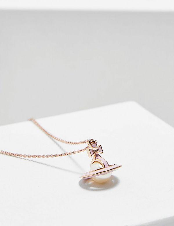 Vivienne Westwood Iris 3D Orb Necklace