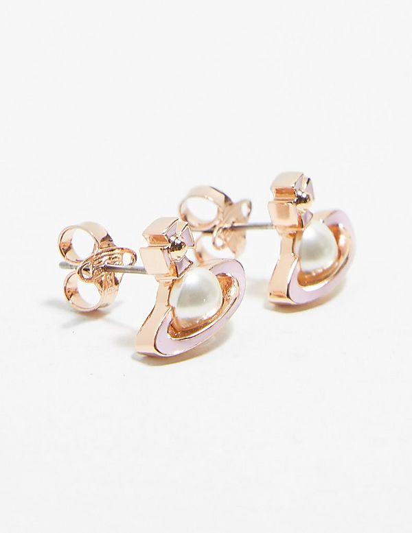Vivienne Westwood Iris Orb Earrings