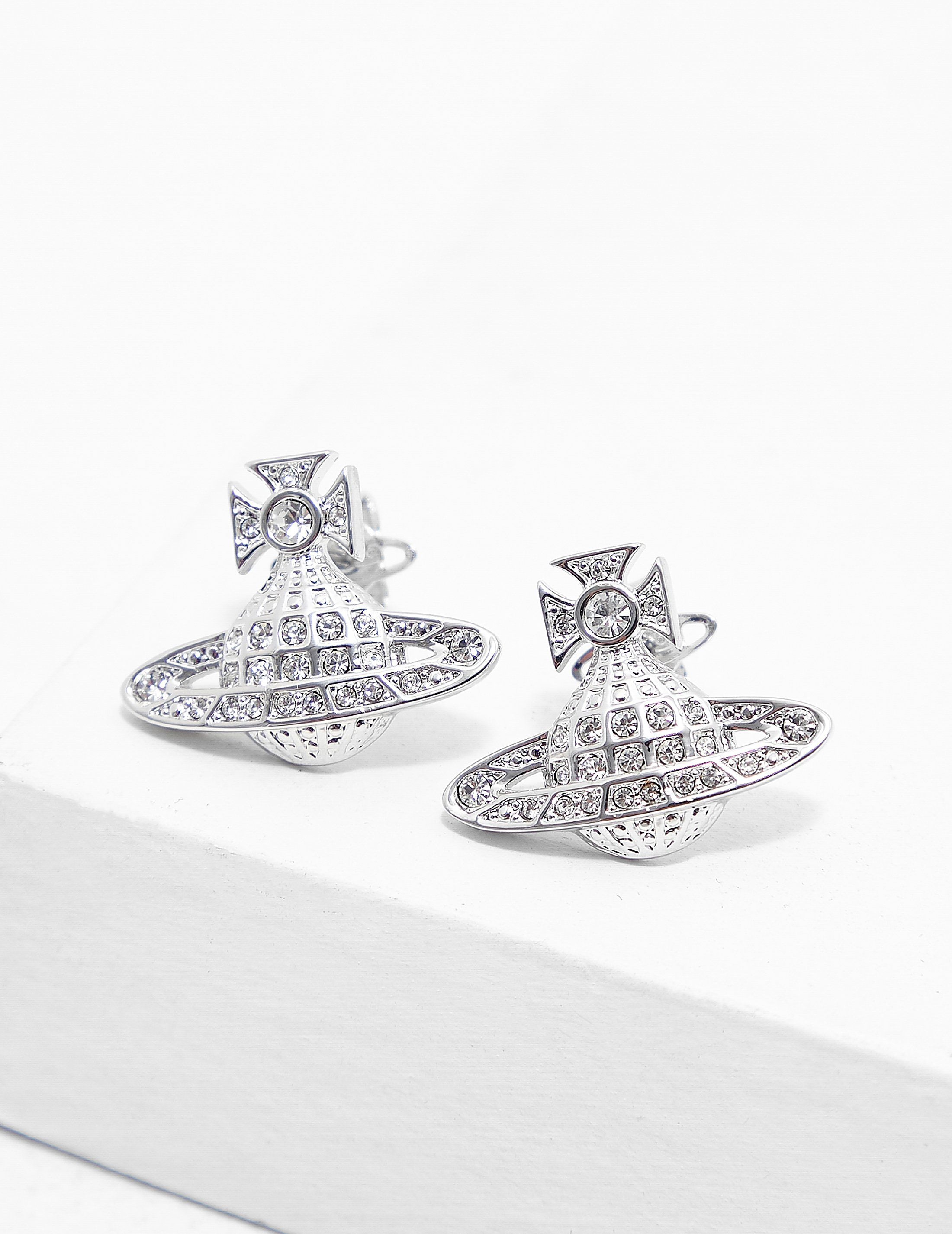 Vivienne Westwood Minnie Earrings by Tessuti