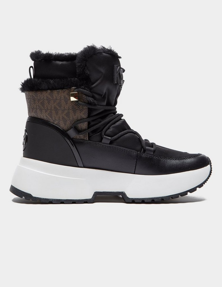 Michael Kors Cassia Fur Boots