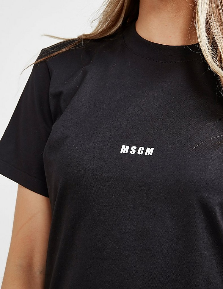 MSGM Small Logo Short Sleeve T-Shirt