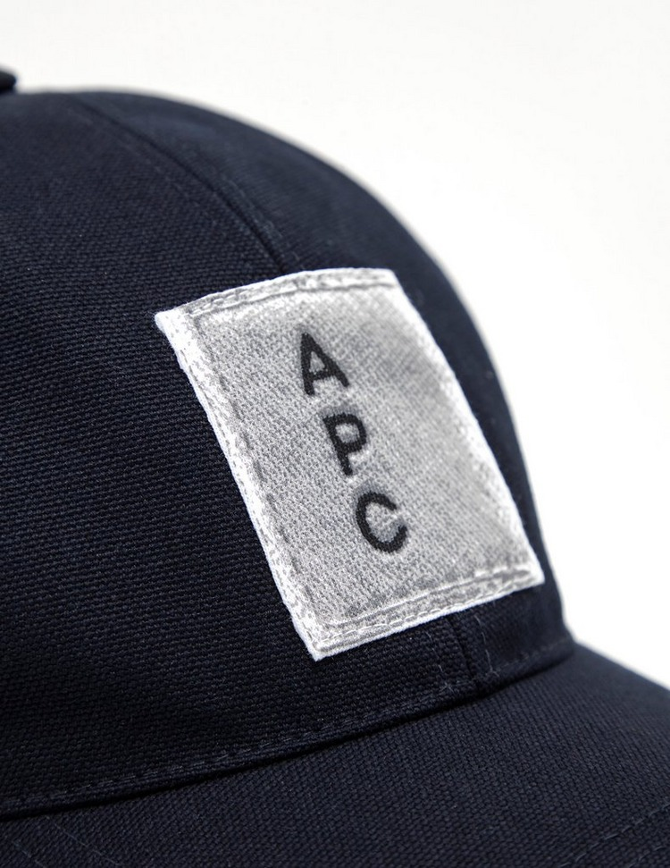 A.P.C Logo Cap
